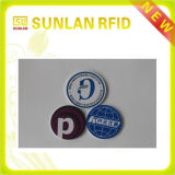 Waterproof RFID 125kHz PVC Key Tag with Tk4100