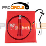 High Speed PVC Coated Jump Rope with Steel Wire (PC-JR1102)
