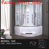 Classical Style Bathroom Furniture Steam Bath Room (940)