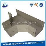 Aluminum Sheet Metal Stamping Cable Bridge for Electric Equipment