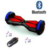 Mini Smart Selfbalance Skateboard with Bluetooth and LED Light