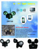 Wireless Remote Real-Time CCTV Camera PIR Motion Detect Record Security Camera Zr720