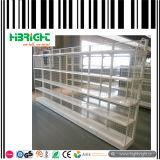 Wire Gondola Shelving Unit Store Shelf