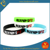New Arrival Fashion Customized Logo Silicone Wristbands for Activity