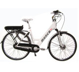 Full Chain Cover Electrical Bike with Inner 3 Speed Gears