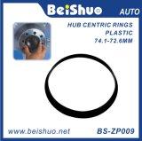 Black Color Plastic Wheel Hub Center Ring