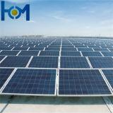 230W Arc Solar Glass for PV Module