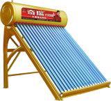 Non Pressure Vacuum Tube Solar Water Heater