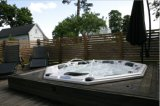 Freestanding High Quality Bathtub Seat with Jacuzzi Function Outdoor SPA Balboa Control