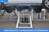 No Need to Install Scissor Car Lift with Ce
