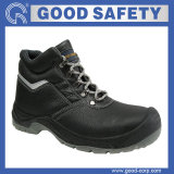 Economical Safety Shoes with Genuine Leather (GSI-923)