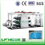 Ytb-6600 6colors High Speed PE Film Flexo Printing Equipment