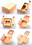 Hot Sell Simple Foldable Brown Corrugated Shipping Kraft Paper Box