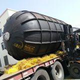 with Thread on Fender Body Pneumatic Marine Rubber Floating Fender