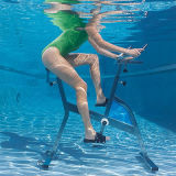 Stainless Steel 316L Swimming Pool Exercise Bicycle SPA Bike