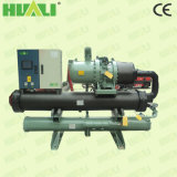 7 Deg Water Outlet Industrial Water Cooled Screw Chiller with 386kw Cooling Capacity