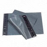 Printed Grey Mailing Bags with Plastic Poly Film for Clothes