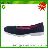 Good Selling Greenshoe Fashion Lady Casual Flat Shoes