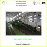 Waste Tyre Shredder / Tyre Recycling Plant (TSD 832)