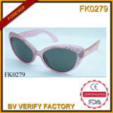 PC Frame with Steel Ball Sunglasses for Kids (FK0279)