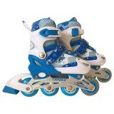 Blue Ck-903 Children Carton Inline Skate
