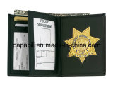 Police Badge Key Chain Card Lighter Holder