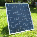 Solar Panel Poly 40W for Charging 12V Battery
