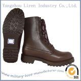 Fashion Design High Quality Brown Military Boot