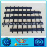 Uniaxial/Biaxial PVC/Bitumen Coated Polyester Geogrid