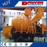 Djbt30 Lovol Diesel Engine Concrete Mixing Pump on Sale