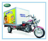 Cargo Tricycle, Tricycle, Three Wheel Motorccyle, Trike (GM150ZH-P)