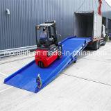Adjustable Heavy Loading Mobile Loading Dock Ramp