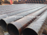 Od273mm SSAW Spiral Bridge Slot Screen Pipe
