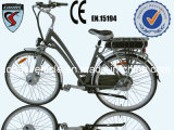 Deutsch Style CTB Electric Bicycle 36V 10ah 8 Fun Motor (KCEB028)