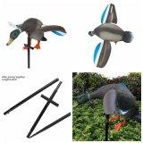 Outdoor View Wind Duck Wood Standing Duck Model Cl38-0006
