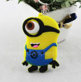 Wholesale Despicable Me Hot Soft PVC Keychain