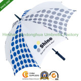 "30"" Automatic Fiberglass Windproof Personalized Golf Umbrellas (GOL-0030BFA)"