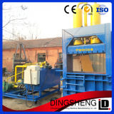 Low Cost Automatic Hydraulic Waste Paper Baler Machine