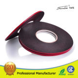 1mm PE Foam Double Sided/Side Tape with Red Liner