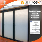 Aluminum Clad Solid Wood Convenient Tilt Window Built-in Blinds Integral Shutter Tilt and Turn Window Afghan Client