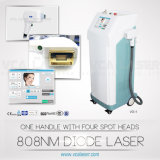 Newest Professional IPL Shr+808nm Diode Laser Hair Removal for Permanent Hair Rmeoval