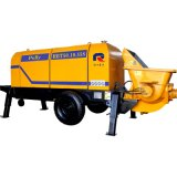 Pully Manufacture Electric Portable Cement Pump (HBT50.10.55S)