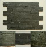 Wholesale Natural Black Slate Tiles for Wall Decoration