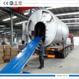 High Configuration Stailess Steel Pyrolysis Equipment 12tpd