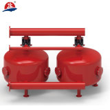 Water Treatment Driving Shallow Sand Self Cleaning Filter System