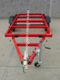 4′ X 8′ Foldable Trailer (CT0020A)