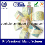 Crystal Clear Adhesive Tape with High Tensile Strength