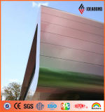 Hot Sales Shopping Mall Decoration Material Spectra Aluminum Composite Building Material
