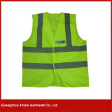 Police Security Reflective Vest for Wholesale (W57)