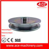 OEM Steel Material CNC Machining Pulley